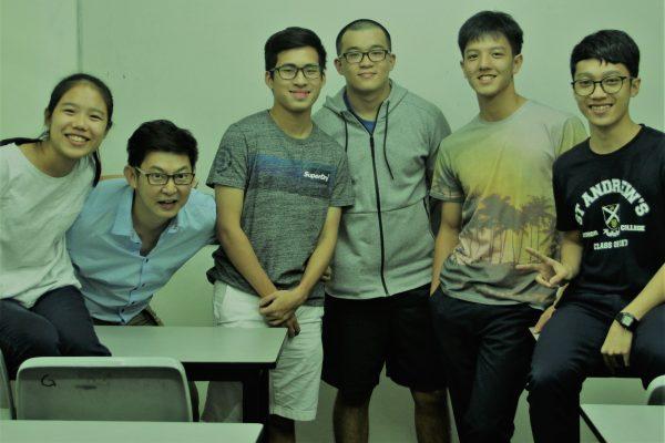 economics tuition mini group