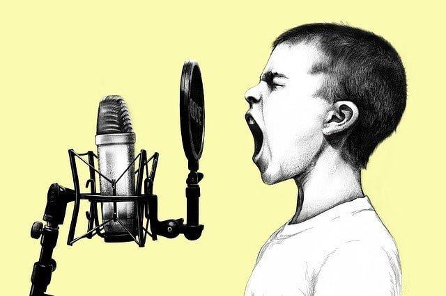 music microphone recording