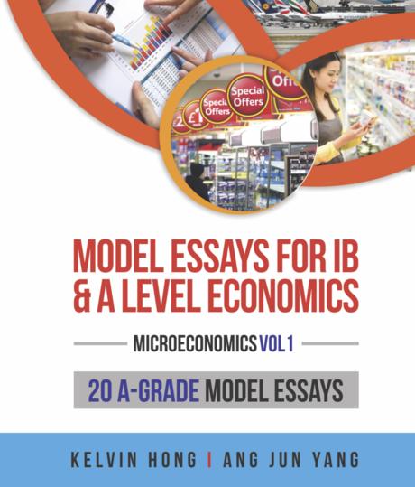 microeconomics model essays book vol 1 Economics Study Guides